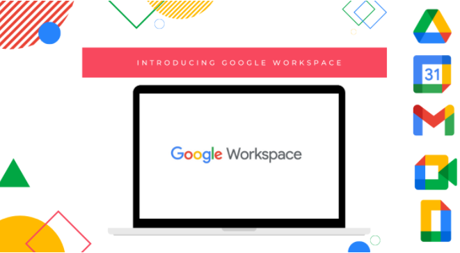 Google launched Google Workspace