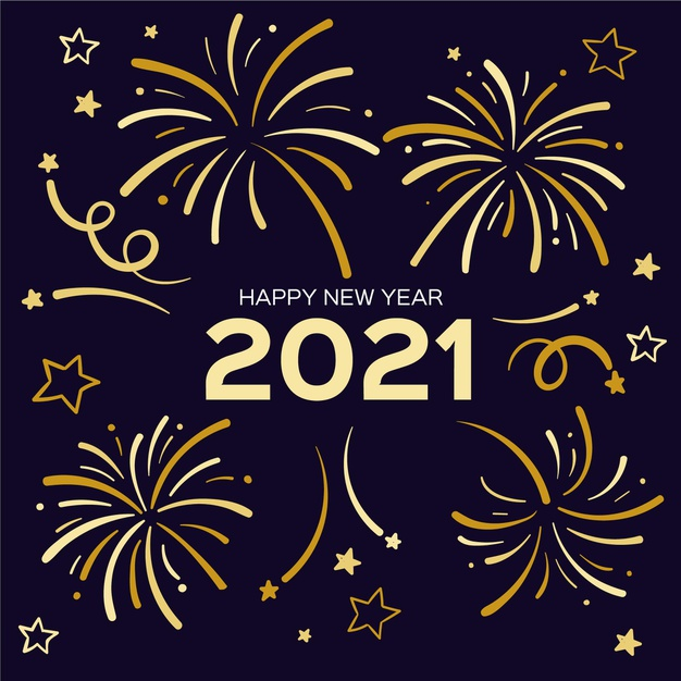 Merry Christmas 2020 and a healthy New Year 2021